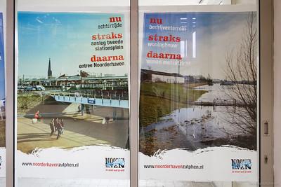 Poster tweede stationsplein