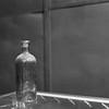 Bottle with acid