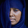 Rajia has been blinded by her husband, who poured acid in her eyes while she was sleeping.