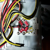 Wiring of the junction box
