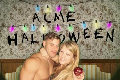 Acme Stranger Things Halloween