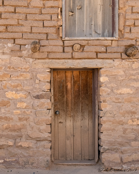Acoma Door