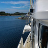 Cinq Cerf Bay - peaceful anchorage