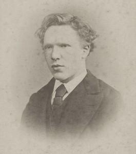 Vincent Van Gogh's Actual Portrait