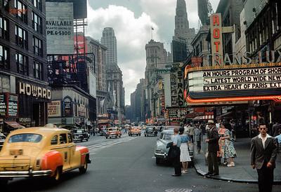 New York, 1949