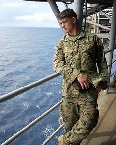 Marine SGT Matthew T. Abbate, 26