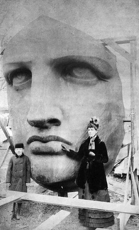 Unboxing The Statue Of Liberty