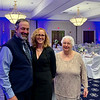 From left, Mark Cullen, Acre Family Child Care Founder Anita Moeller and Mary Moeller, all of Dunstable