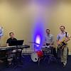High Rise Quartet of Lowell provides entertainment.