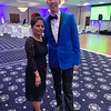 Vanna Howard of Tewksbury and Acre Family Child Care Executive Directer Lucas Skorczeski of Boxboro