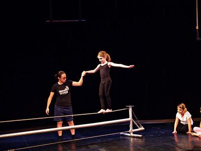 acrobatic camp