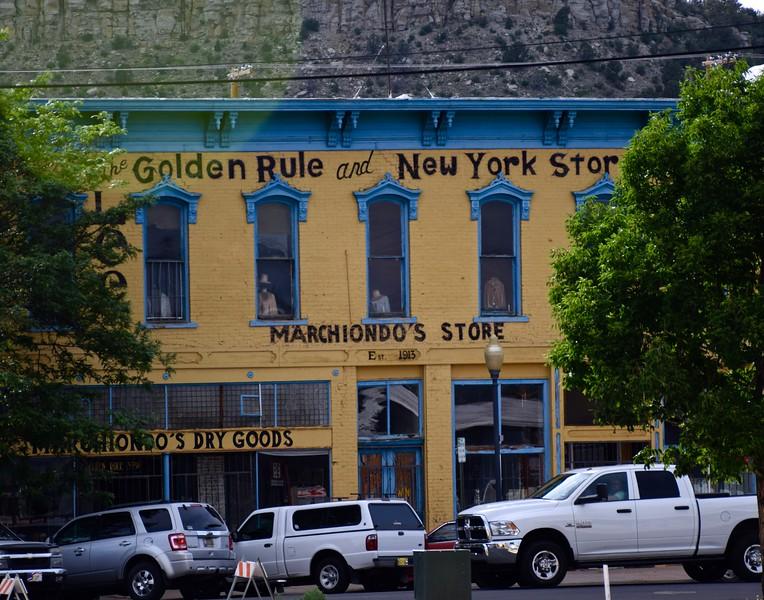 Raton, NM (Mile 2057)