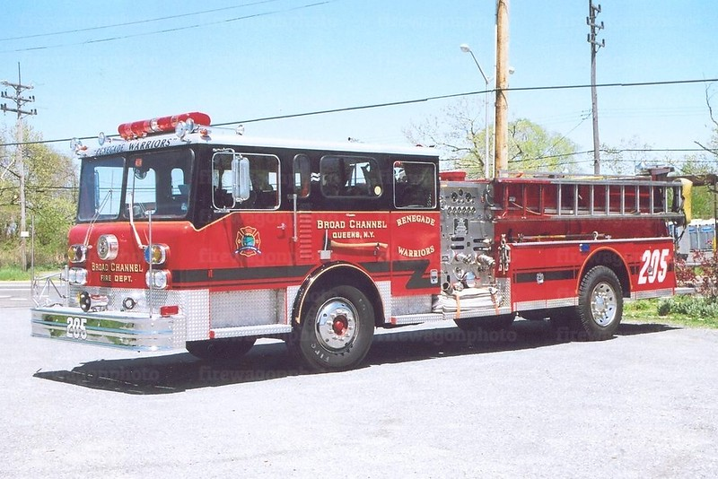 Broad Channel VFD, Queens, NY: 1984 Maxim/2005 refurb 1250/500 x-Islip Terrace, NY
