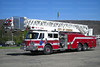 City of Corning Truck 1: 1992 American LaFrance/LTi 2000/300/100'