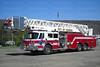 City of Corning Truck 1: 1992 American LaFrance/LTi 2000/300/100'