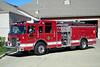 Sandusky, Ohio - Engine 923: 2005 Pierce Dash