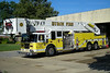 Huron, Ohio - Ladder 451: 1997 Seagrave 1500/150/105'