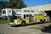 Huron, Ohio - Ladder 451: 1997 Seagrave 1500/200/105'