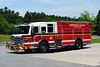 Albemarle Co. VA Fire Rescue - Hollymead Engine 121: 2015 Pierce Impel 1500/750/60F