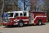 Fairfax Co. VA Fire & Rescue - Jefferson Engine 18: 2012 Pierce Velocity 1500/750/40F