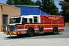 Albemarle Co. VA Fire Rescue - Ivy Engine 151: 2013 Pierce Impel 1500/750/60F