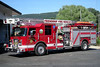 Harpers Ferry, West Virginia<br /> Engine 1: 2002 Pierce Dash 1750/500/61'