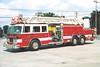 Shepherdstown, West Virginia - Truck 3: 1996 Pierce Arrow 1500/500/75'<br /> x-Menlo Park, California