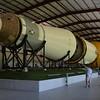 Saturn V at Johnson Space Center