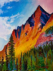 Wiwaxi Peak 12x16