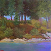 Water's Edge  24 x 24  Acrylic  Sold