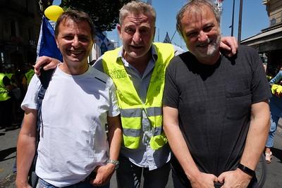 """Acte XXXIII des Gilets jaunes - """"Hommage à nos victimes"""""""
