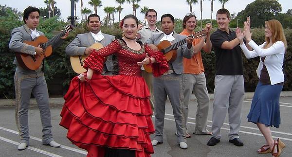 2007_07 Samsung Flamenco Shoot!