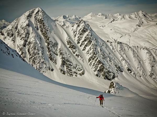 Alaska Ski Mountaineering