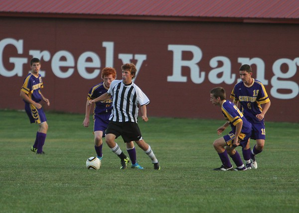 Greely Soccer / Action 2012