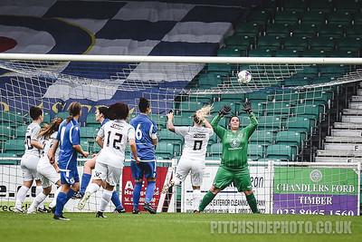 Eastleigh Ladies v Torquay United Ladies - Women's FA Cup