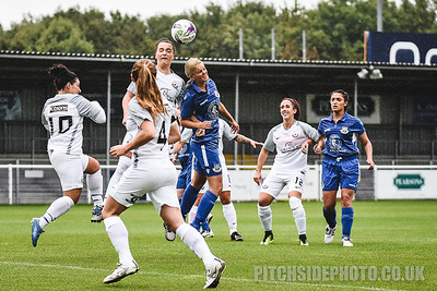 Eastleigh Ladies v Torquay United Ladies - Women's FA Cup
