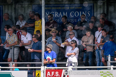 Eastleigh v Aldershot Town - Vanarama National League