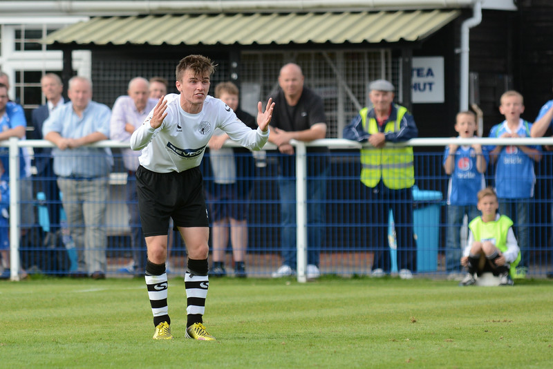 Gateshead's JJ O'Donnell can't believe his late booking