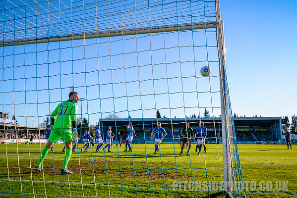 Eastleigh v Tranmere Rovers, Vanarama National League