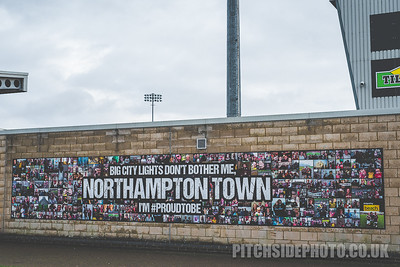 Northampton Town v Wigan Athletic - Sky Bet League One