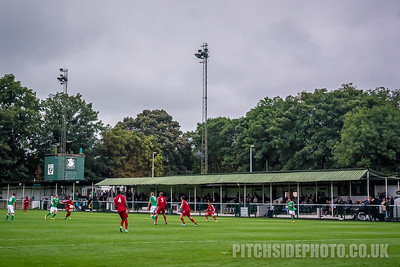 Leatherhead v Merstham - Ryman League Premier Division - Fetcham Grove, Leatherhead, Surrey - August 31st 2015 (Photo by Paul Paxford/Pitchside Photo)