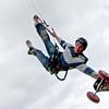 Flying Kite Boarder