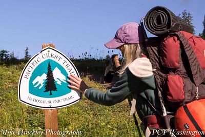 2014 PCT - Finishing up Washington State