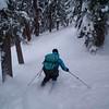 2015 Fowler Hillard hut backcountry ski.