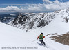 Ski mountaineering trip to Mt. Toll in the Colorado Indian Peaks Wilderness.
