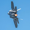 "The F-35 ""burning and turning"""