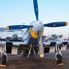 """P51-D """"Little Horse"""" at the Wings Over Houston Airshow, held October 26-27, 2013.<br /> This image is sized at 2x3"""