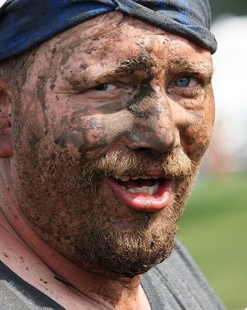 Miscellaneous-Evansdale Mud Volleyball