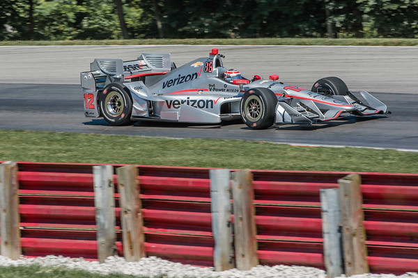 Team Penske driver Will Power