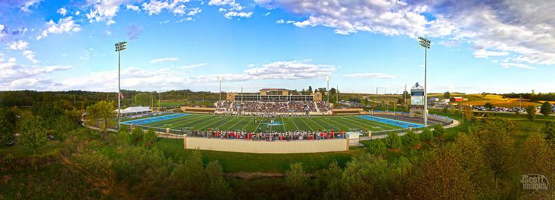Miscellaneous - Upper Iowa Unveils New Stadium